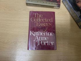 The Collected Essays and Occasional Writings of Katherine Anne Porter  波特隨筆及散篇,董橋曾譯過介紹此人的作品,精裝毛邊本,重超1公斤,1970年老版書
