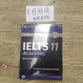 新东方•剑桥雅思官方真题集11:学术类