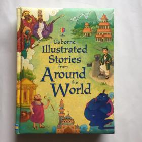 Illustrated Stories from Around the World世界各地的故事绘本 英文原版故事图画书 精装