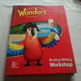 Mc Graw Hill education Wonders Reading/Writing workshop