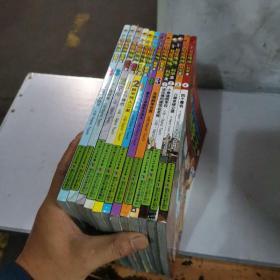 超级跑跑系列12册  (英语,科学,数学各1-4)