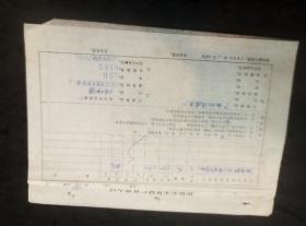 茶专题收藏:1980年广西北流县茶厂向杭州农业机械厂购买浙茶精767型抖筛机的贸易合同及信函一封