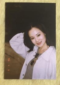 1996年女演员 常远 老照片