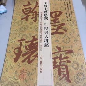 王居士砖塔铭·翰墨瑰宝:上海图书馆藏珍本碑帖丛刊(鉴赏本)