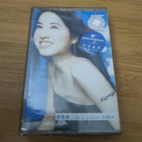蔡依林—幸运数字—专辑—正版磁带(只发快递)