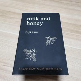 Milk and Honey(内页干净)