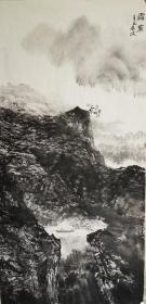 唐凤岐,可合影,四尺山水