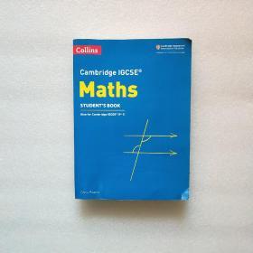 Cambridge IGCSE Maths Student