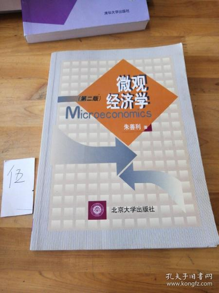 微观经济学:(21世纪经济与管理规划教材·经济学系列)