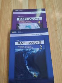 PATHWAYS Listening,Speaking,and Critical Thinking2+4两册合售