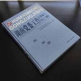 湖南党委工作纪事.2008