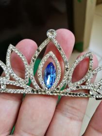 蓝水晶首饰