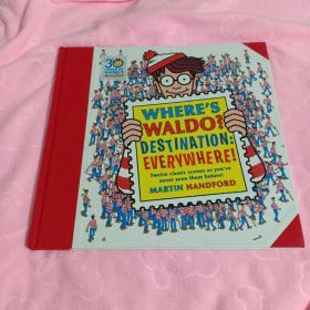 Where's Waldo Destination: Everywhere : ...