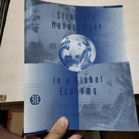 StrategicManagementintheGlobalEconomy (全球经济战略管理)英文原版