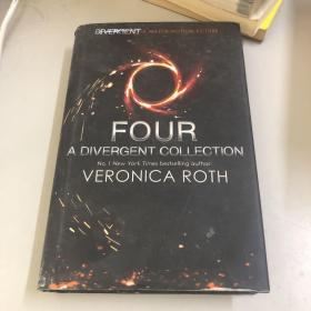 Four: A Divergent Collection Adult Edition 分歧者 英文原版