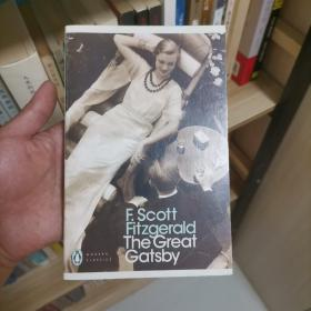 The Great Gatsby—F.Scott.Fitzgerald 《了不起的盖茨比》菲兹杰拉德 英文原版 企鹅经典