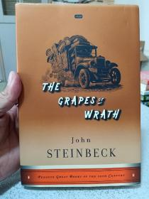 The Grapes of Wrath (Penguin Great Books of the 20th Century)[愤怒的葡萄]