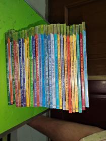 Dinosaurs before Dark (Magic Tree House #1)神奇树屋恐龙谷大冒险 英文原版  共28本 缺一本(25)