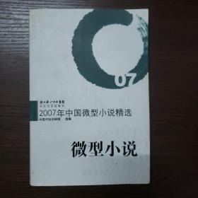 2007年中国微型小说精选