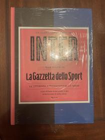 米兰体育报版本国际米兰大开本历史画册足球特刊俱乐部画册带包邮
