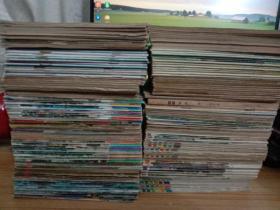《气功》(浙江中医杂志社)(自1980年创刊号到2000年终刊最后一期,全套201册全。无破损缺页,内容完整,品相好,全套基本9品,只有极少量字迹划线。80年只出版了创刊号,81年到82年是季刊。83年到86年是双月刊。87年到2000年是月刊。总共出版了201期。)