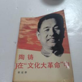 """陶铸 在""""文化大革命""""中 权延赤"""