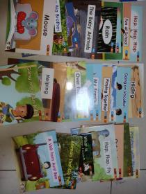培生幼儿启蒙英语 Level C  Level B共25册合售