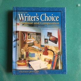 GLENCOE Writer's Choice Grammar and Composition (塑封95品,内如新)