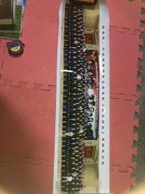 国务院中央军委领导出席电影惊天动地首映式合影2009.9.22