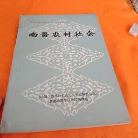 南疆农村社会