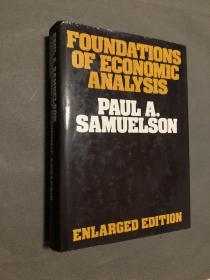 Foundations Of Economic Analysis