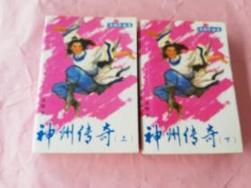 戊戟武侠小说——神州传奇 上下册全(大32开、2009年1版2印)