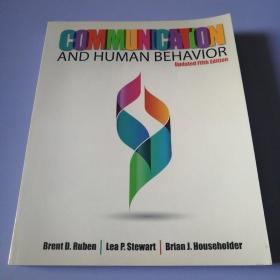 Communication And Human Behavior(Updated  Fifth  Edition)平裝,16開