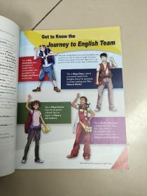Journey to English 2(英语之旅)含光盘 库存