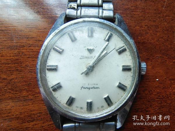 6070年代钻石牌(111)机械手表