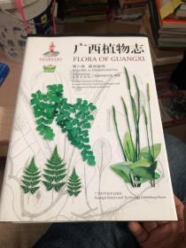 广西植物志 第六卷 蕨类植物