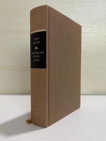 米尔顿的诗作全集   The Complete English Poems