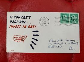 1941-1945美国二战信封02
