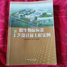 膜生物反应器工艺设计及工程实例(16开)