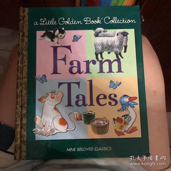 Little Golden Book Collection:Farm Tales (Little Golden Book Treasury)