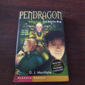 The Reality Bug (4) (Pendragon)(英文原版)