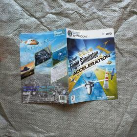 模拟飞行 10光荣之翼  说明书 无光盘   实物拍图 现货