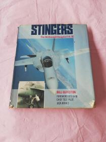 STINGERS (毒刺)精装大16开