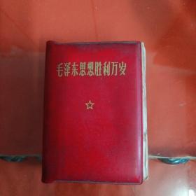 毛泽东思想胜利万岁/最高指示/林副主席指示