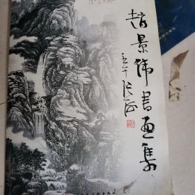 赵景伟书画集