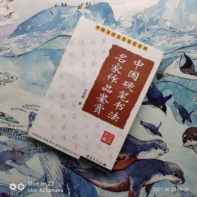中国硬笔书法名家作品鉴赏