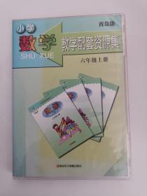 小学数学教学配套资源包(六年级,上册) (只剩2枚光盘,一盒装)