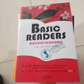 BASIC READERS:美国学校现代英语阅读教材(BOOK THREE·彩色英文原版)