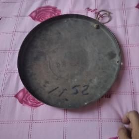 民族乐器:铜锣(文革时期)