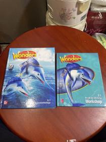 McGraw-Hill Reading Wonders 2.1 (两本合售看图)